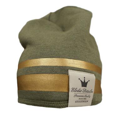Elodie Details, czapka Gilded Green, 0-6 m-cy