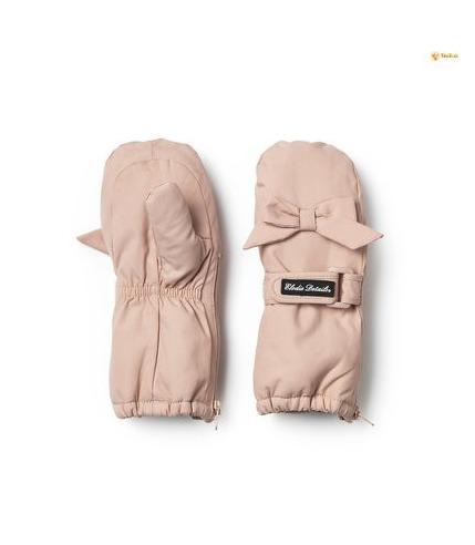 Elodie Details, rękawiczki Powder Pink, 12-36 m-cy