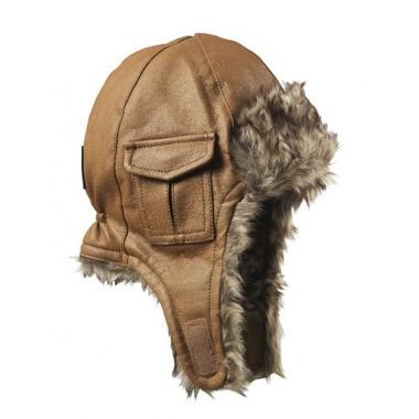 Elodie Details, czapka Chestnut Leather, 6-12 m-cy