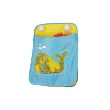 Skip Hop, organizer Tubster na zabawki kąpielowe niebieski