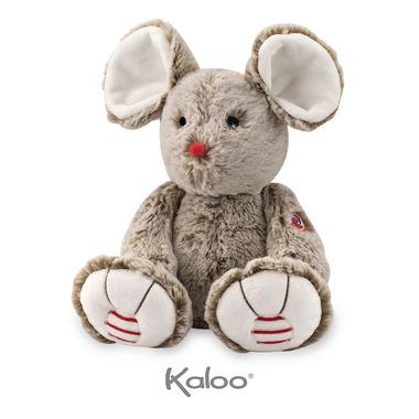 Kaloo, Myszka piaskowy beż 31 cm kolekcja Rouge