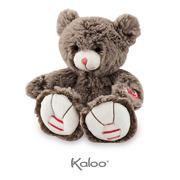 Kaloo, Miś czekoladowy brąz 19 cm kolekcja Rouge