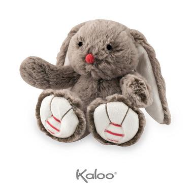 Kaloo, Królik czekoladowy brąz 19 cm kolekcja Rouge
