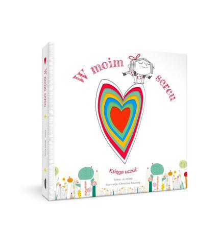 W MOIM SERCU - Księga uczuć - Mamania