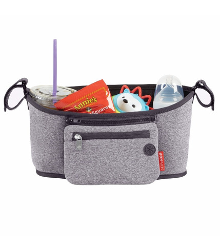 Skip Hop, Organizer do wózka Heather Grey