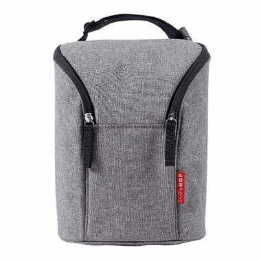 Skip hop, Etui na butelki Heather Grey