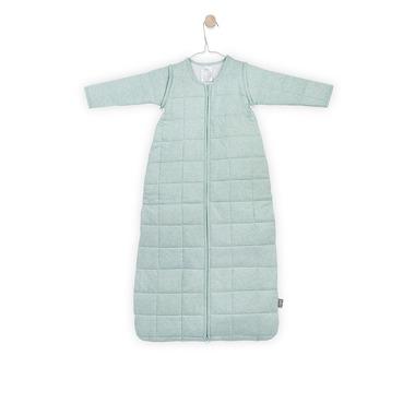 Jollein, Śpiworek z odpinanymi rękawami Miętowy melanżowy 0-6 miesięcy