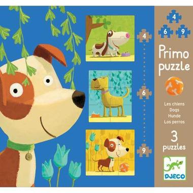 Djeco, Puzzle psy