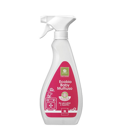 Bio, Ecobio dezynfekujący spray do zabawek i mebli 500 ml