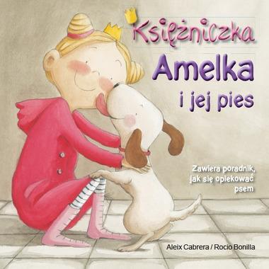 Księżniczka Amelka i jej pies