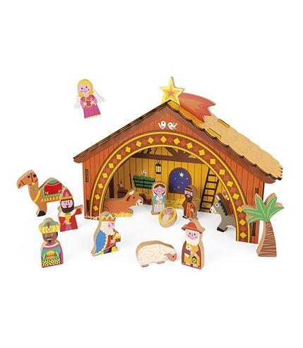 Janod, Świąteczna szopka
