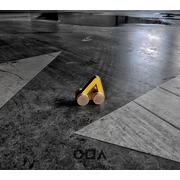 Lullalove, ODA car trójkąt - drewniane autko