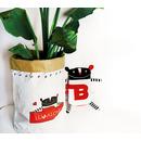 Lullalove, Skandynawski worek papierowy MRB na zabawki