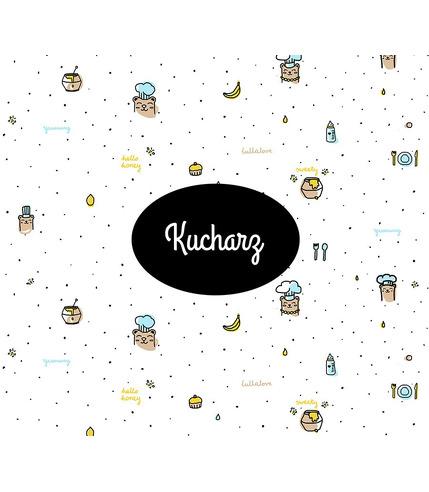 Lullalove, DouDou - pierwsza przytulanka Kucharz