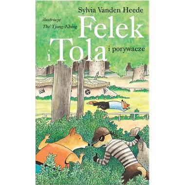 FELEK I TOLA I PORYWACZE  SYLVIA VANDEN HEEDE