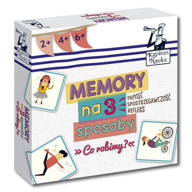 CO ROBIMY MEMORY NA 3 SPOSOBY KAPITAN NAUKA