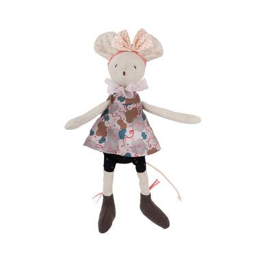 Myszka Czarodziejka w brązowych skarpetkach - Moulin Roty