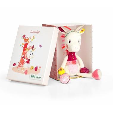Lilliputiens, Jednorożec Louise Przytulanka w pudełku