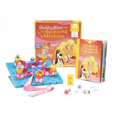 GoldieBlox, Maszyna do robienia najszybszych obrotów