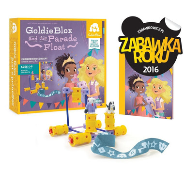 GoldieBlox, Parada