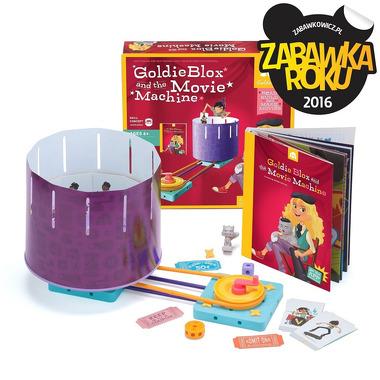 GoldieBlox, Zestaw do animacji