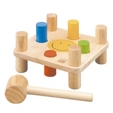 Plan Toys, Plansza z kołkami i młotkiem