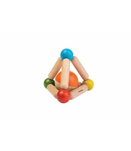 Plan Toys, Grzechotka trójkąt