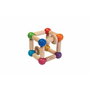 Plan Toys, Grzechotka kwadrat