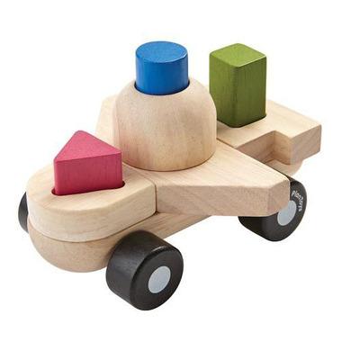 Plan Toys, Sorter w kształcie samolotu