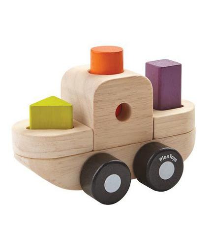 Plan Toys, Sorter w kształcie statku