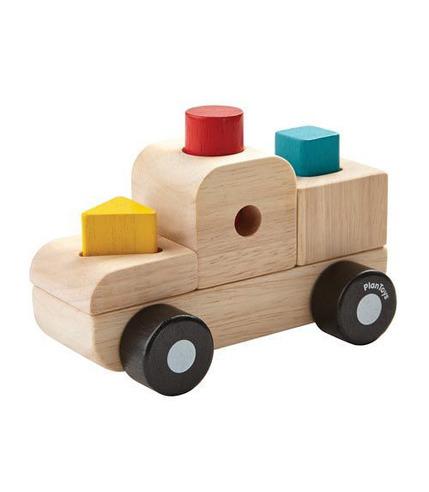 Plan Toys, Sorter w kształcie samochodu
