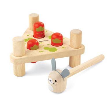 Plan Toys, Przebijanka króliczki