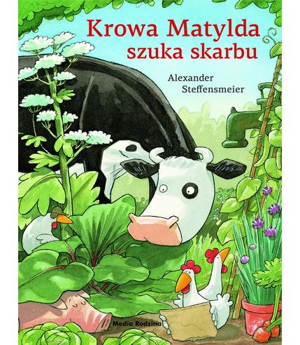 KROWA MATYLDA SZUKA SKARBU  ALEXANDER STEFFENSMEIER