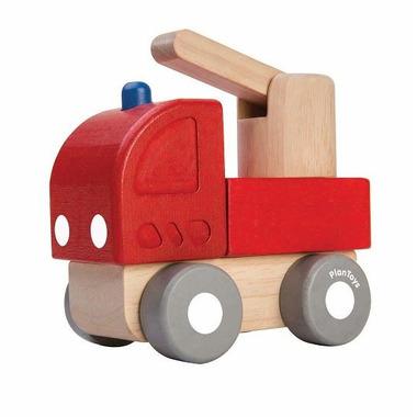 Plan Toys, Mini autko - straż pożarna