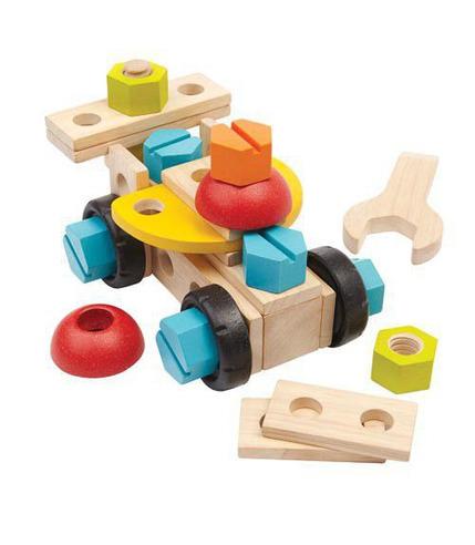 plan toys, Zestaw konstrukcyjny 40 części