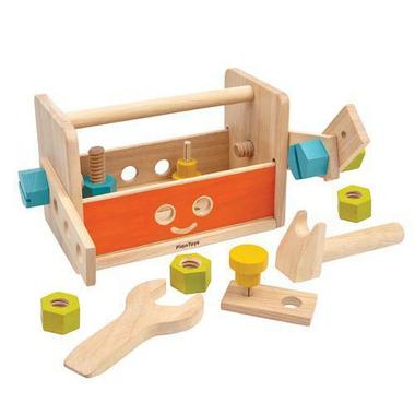 plan toys, Skrzynka majsterkowicza