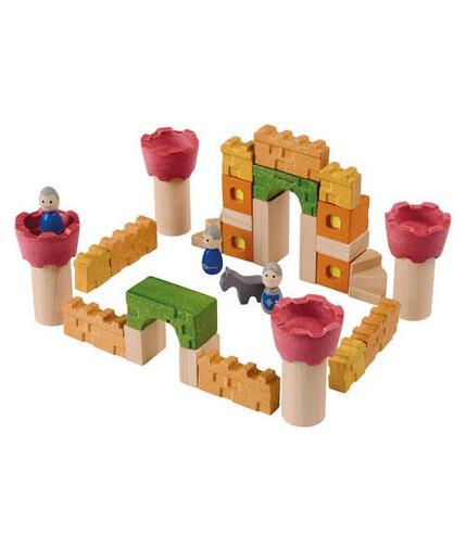 plan toys, Zamek rycerski