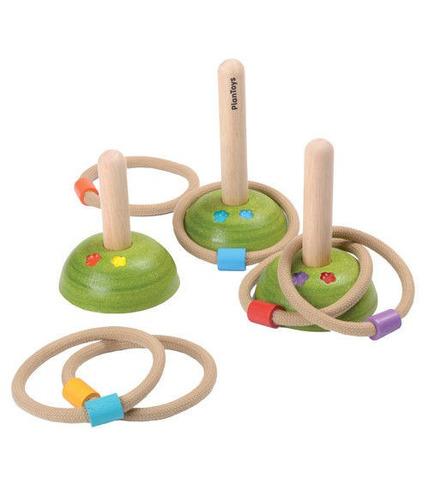 plan toys, Rzucanie obręczy