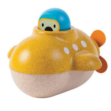 plan toys, Łódź podwodna - zabawka do kąpieli