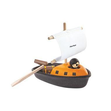 plan toys, Drewniany statek piracki
