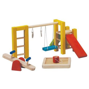plan toys, Mebelki dla lalek Plac zabaw