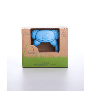 Gryzak koala z uchwytem - 100% BIOplastik  niebieski
