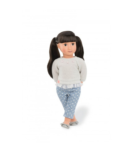 Our Generation, Lalka May Lee 46cm - Azjatka