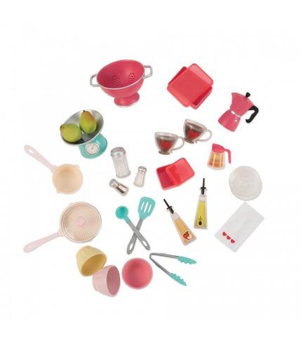 Our Generation, Zestaw akcesoriów dla lalki 46cm - akcesoria kuchenne