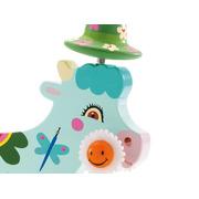 Zabawka do ciągnięcia Krowa Djeco