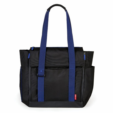 Skip Hop, Torba Fit All-Access Black/Cobalt