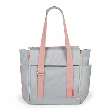 Skip Hop, Torba Fit All-Access Platinum/Coral