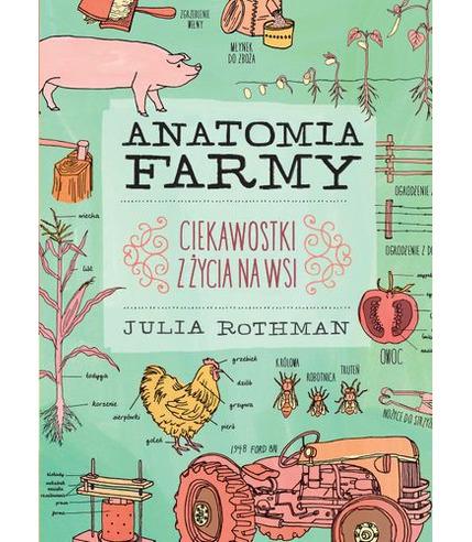 ANATOMIA FARMY, JULIA ROTHMAN