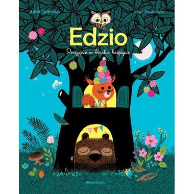EDZIO PRZYJĘCIE W BLASKU KSIĘŻYCA, ASTRID DESBORDES