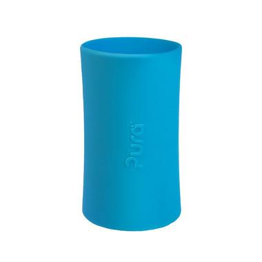 Pura,Osłona na butelkę Pura Kiki - błękitna